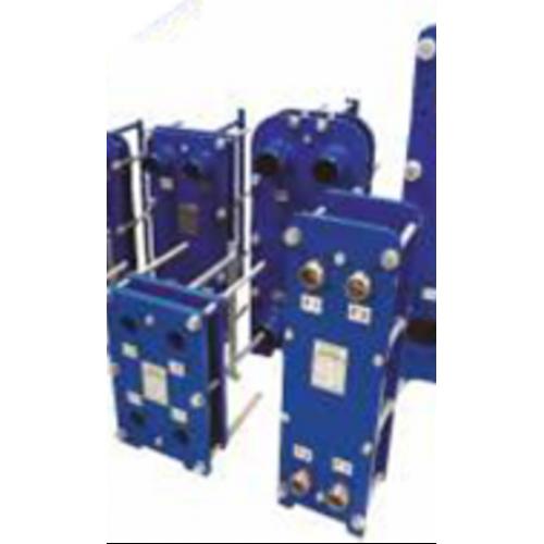 Испытание теплообменников гвс Кожухотрубный конденсатор Alfa Laval CDEW-1520 T Серов