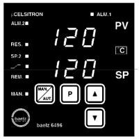 Контроллер baelz 6496