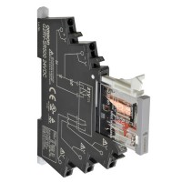 Электромеханич. реле G2RV-SR Slim I/O Relay