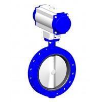 Дисковый поворотный затвор VPE4509-N03